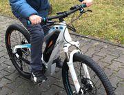 Elektro Fahrrad Yamaha 400Wh 9G-