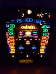Geldspielautomat Merkur Chilli ADP