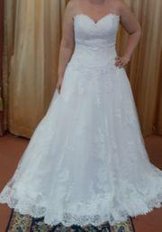 Brautkleid Gr M L
