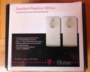 Speedport Powerline 100 Duo