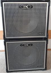 Gallien Krueger 115MBX Bass Boxen
