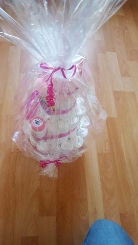 Windeltorte Windel Torte Baby Geschenk: Kleinanzeigen aus Osthofen - Rubrik Baby- und Kinderartikel