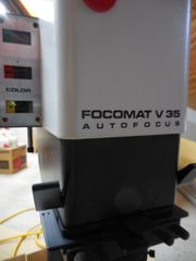 Leitz Leica Focomat Autofocus Vergrößerer