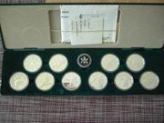 10X20 Dollar Münzen PP olympia