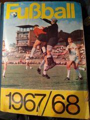 Fussball Bundesliga 1967 68