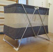Reisebettchen klappbar mit Matratze