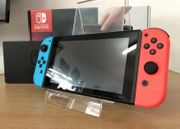 Nintendo Switch neuwertig