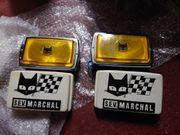 Marchal Fernlicht Zusatzscheinwerfer gelb