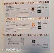 2 Karten Bregenzer Festspiele 05
