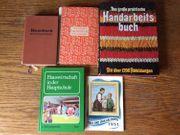 RESERVIERT Bücher Handarbeit Hauswirtschaft
