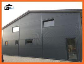 Stahlhalle Werkstatthalle Gewerbehalle Lagerhalle mit: Kleinanzeigen aus Hanau Hanau - Rubrik Büros, Gewerbeflächen