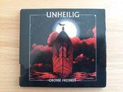Weihnachtsgeschenk - Unheilig CD - Grosse Freiheit