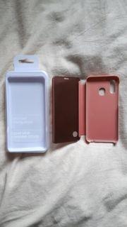 Samsung A40 Handyhülle Rose Gold