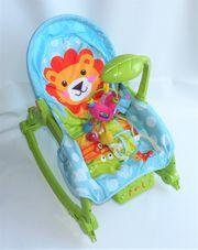 Babywippe Babyschaukel Babyliege von Playgro