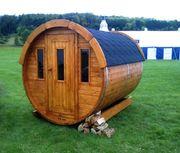 Sauna Saunafass 58mm Wandung L200cm