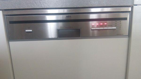 AEG Geschirrspüler Favorit 44010 I M