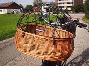 BASIL Fahrradkorb Hund Katze inkl