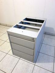 Unterbaucontainer Schubladen Unterbau Container aus