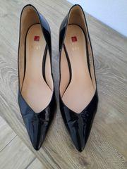 Elegante Damenpumps Softlack Leder gr