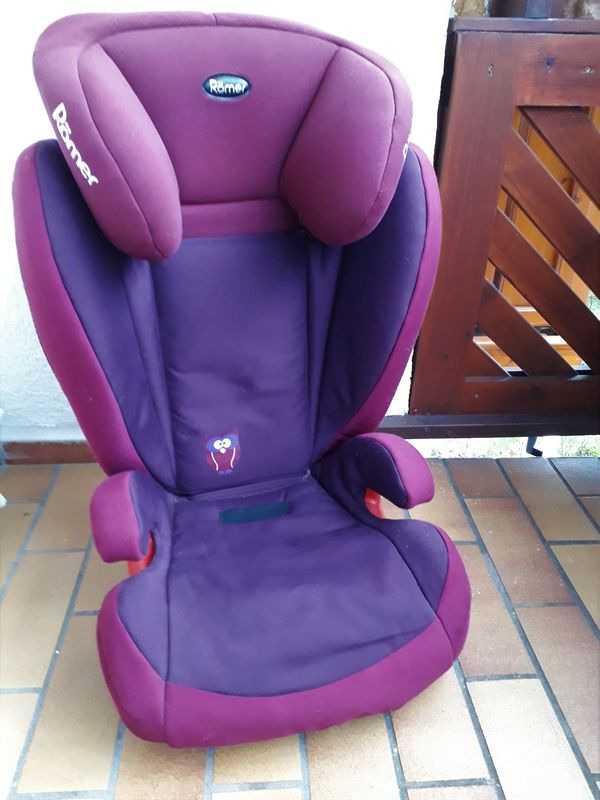 Britax-Römer KidFix - Trendline Rotviolett Auto-Kindersitz