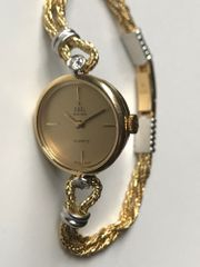 Ebel Damenuhr 18k Gold Diamanten