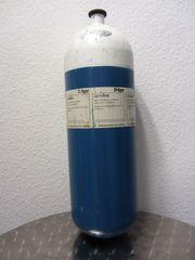 5 Liter PTG - Sauerstoff Flasche - Tauchflasche