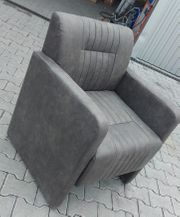 Cocktailsessel schwarz Wohnzimmersessel Sessel R142