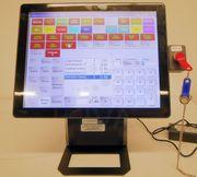 Gastrokasse Kassensystem 15 Touchkasse Bondrucker