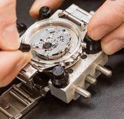 Batteriewechsel von Uhren