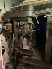 Industrie Bohrmaschine
