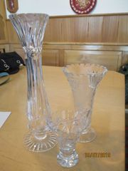 3 Vasen