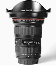 Canon Weitwinkel Objektiv EF 16-35mm