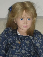 Puppe Gabi von Gabriele Braun
