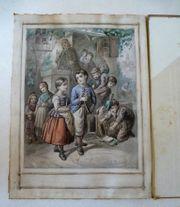 Rar Top Gemälde Johann Baptist