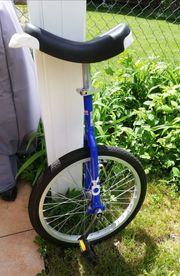 Einrad OnlyOne 20 blau