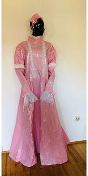 Erotik Gummi Kleid 45 -EUR
