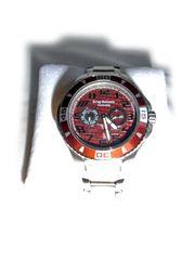 Sportliche Armbanduhr von Krug-Baümen