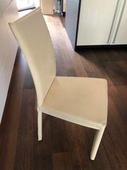 Esstisch-Stühle neuwertig