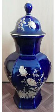 Kobalt Vase