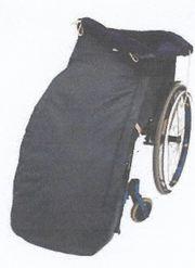 Webpelz-Rollstuhlsitzsack