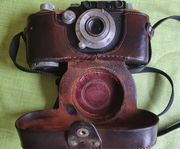 Leica 1 mit Lederetui