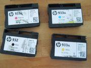 NEUwertig HP Officeject org Tinten