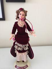 Mehrere Sammlerbarbies Victorian Lady Barbie