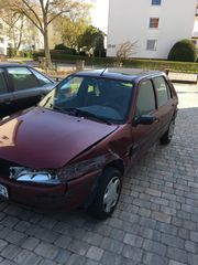 Ford Fiesta Unfallfahrzeug