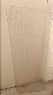 Lichtausschnitt Glaseinsatz für Holztür Christalux
