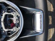 Mercedes W205 Lenkrad mit echt