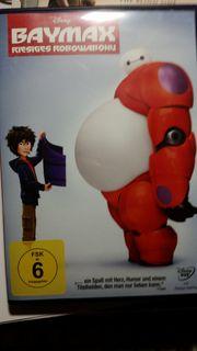 Baymax - riesiges Robowabohu DVD