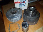 VESPA PX80 Original Zylinder Kolben