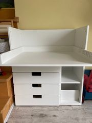 Wickeltisch Schreibtisch der Serie Stuva
