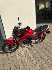 Honda CB 125 F Motorrad